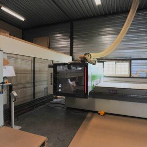 Biesse Rover A CNC Frezen